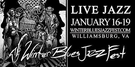 2020 Winter Blues Jazz Fest tickets