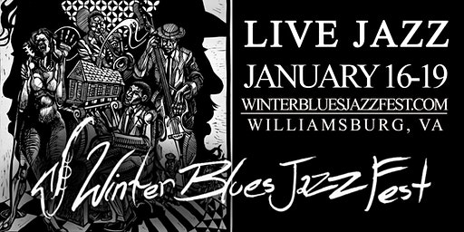 2020 Winter Blues Jazz Fest