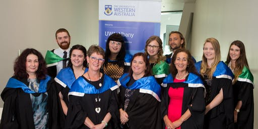 UWA Albany Course Completion Ceremony 2019