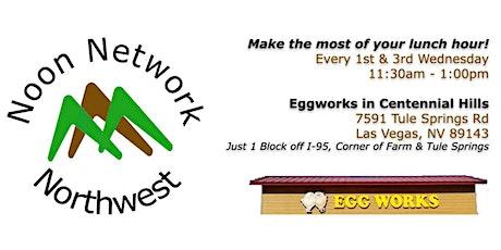 Noon Network Northwest tickets