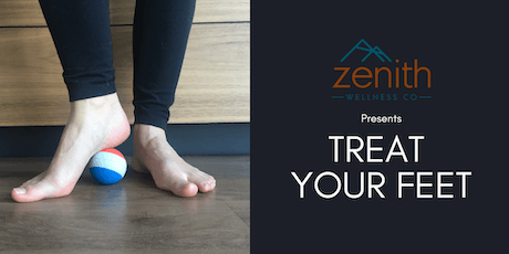 Treat Your Feet tickets