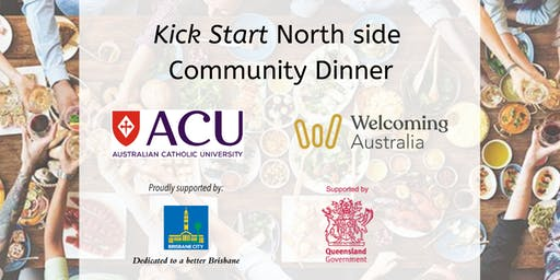 Kick Start North side Community Dinner
