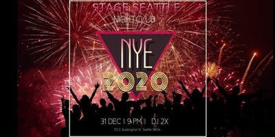 New Year 2020 Welcome Party (Grand celebration & Balloon drop)