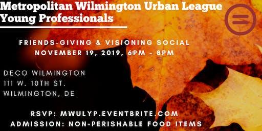 MWULYP Friends-Giving & Visioning Social
