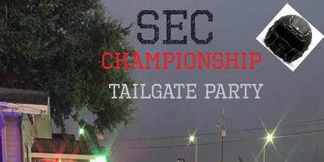 SEC Championship Tailgate Party tickets