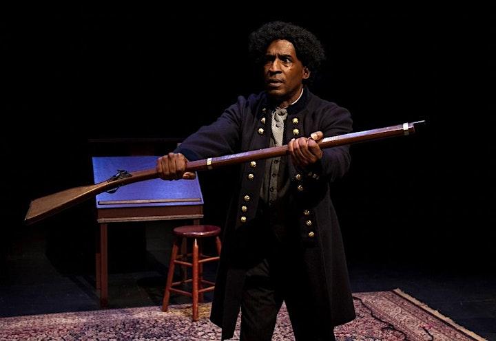 Self-Made Man: the Frederick Douglass Story 10 AM image