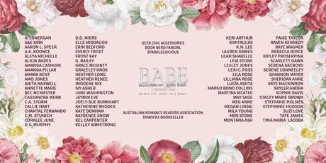 BABE 2020 - Ballgowns and Books Event tickets