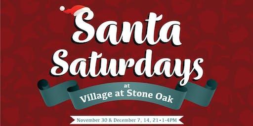 Santa's Grand Arrival Parade + Santa Saturday