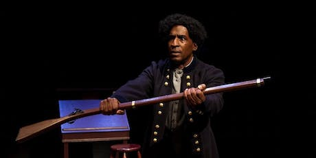 Self-Made Man: the Frederick Douglass Story 3pm tickets