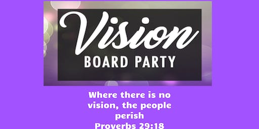 Vision Board Party with Residential Alabama
