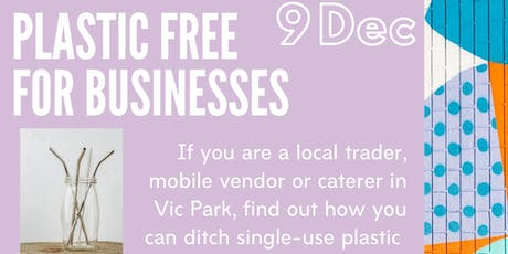 Plastic Free for Businesses tickets