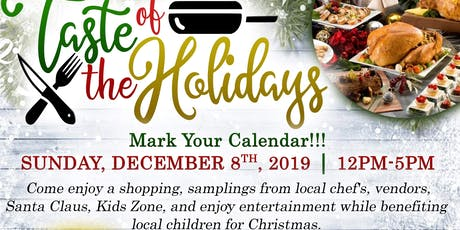 Taste Of The Holidays 2019 tickets