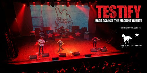 Testify - A Tribute To Rage Against The Machine