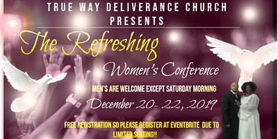 The Refreshing - Women's Conference