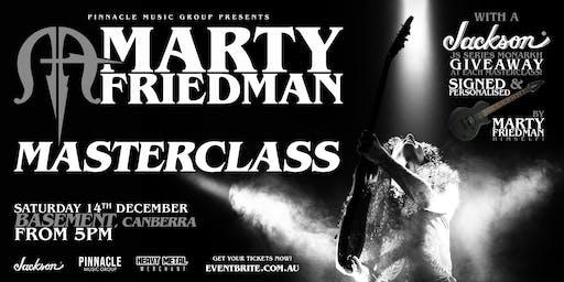 Marty Friedman MASTERCLASS - Canberra