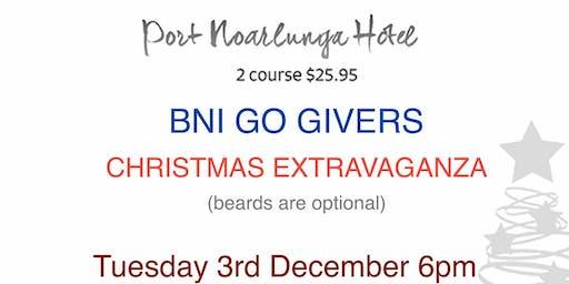 BNI Go Givers Xmas Extravaganza