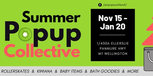 Summer Popup Collective