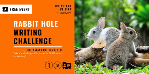 Rabbit Hole Writing Challenge (Feat. The Rabbit Hole Raffle)