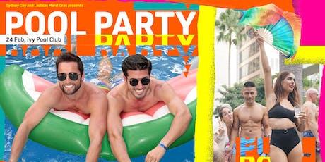 Mardi Gras Pool Party tickets