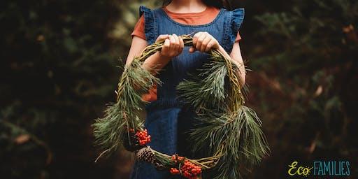 Eco Families Adelaide: Christmas Wreath Making