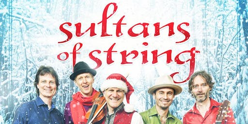 Sultans of String - Christmas Caravan Tour