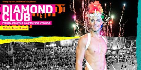 Diamond Club Parade Viewing 2020 tickets