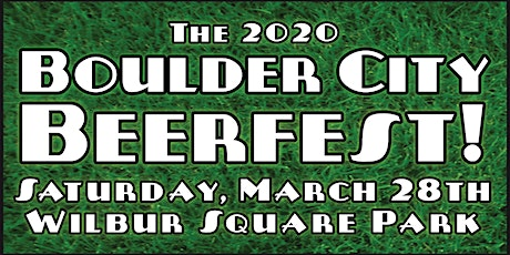 The 8th Annual Boulder City Beerfest! tickets