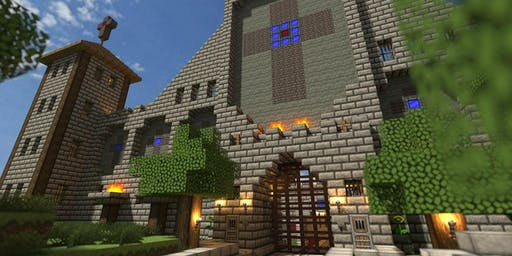 Minecraft Tuesdays, Ages 6-12, FREE