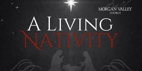 A Living Nativity tickets