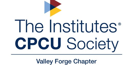 Dec. 5th Valley Forge CPCU Society Chapter Annual Meeting & Holiday Event