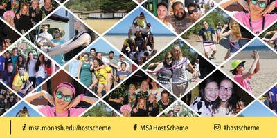 2020 MSA Host Scheme - Summer Host Volunteer Roster