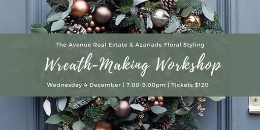 Festive Wreath-Making Workshop