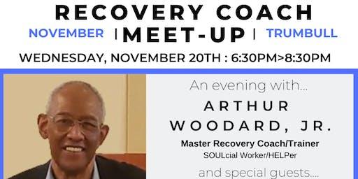 Recovery Coach Meet-Up : November