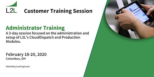 L2L Administrator Training