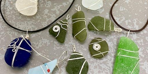 Wirewrapped Jewelry workshop