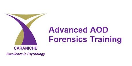 Advanced AOD Training (1 day) - Abbotsford tickets