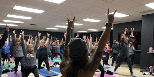 Rage Yoga: Let's Rage!!!!!