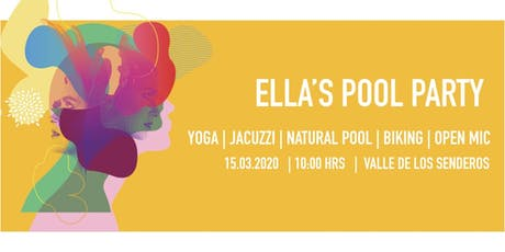 ELLA's Pool Party entradas