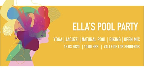 ELLA's Pool Party entradas