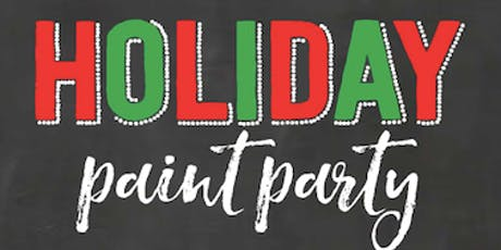 Sip. Paint. Repeat. Holiday Party tickets