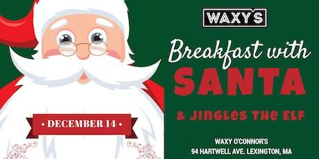 Breakfast with Santa & Jingles The Elf tickets