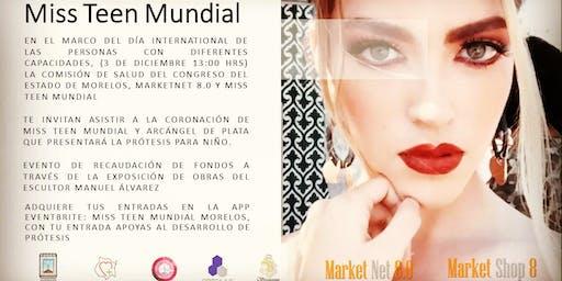 Miss Teen Mundial Morelos, Embajadora Social