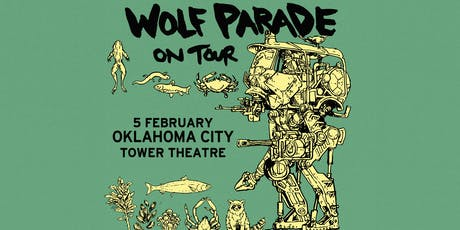 Wolf Parade tickets