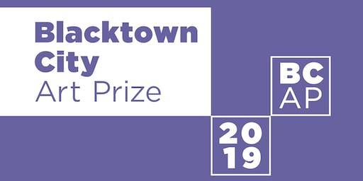 2019 Blacktown City Art Prize Launch