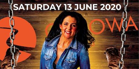Tanya & Ray Kernaghan Show - Corowa RSL Club Country Round Up tickets