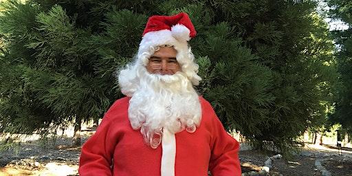 Caring Santa