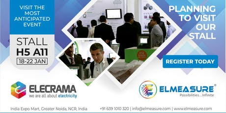 Elecrama 2020 - Elmeasure tickets
