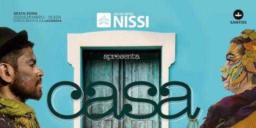 JEOVÁ NISSI | CASA