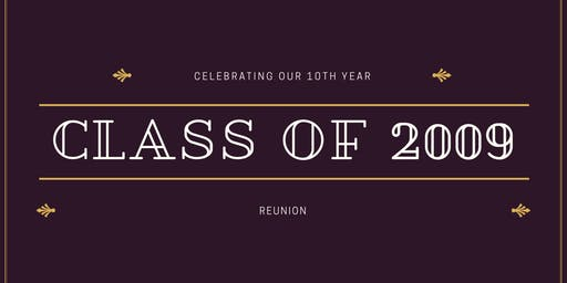 OB Class of 2009 10th Year Reunion