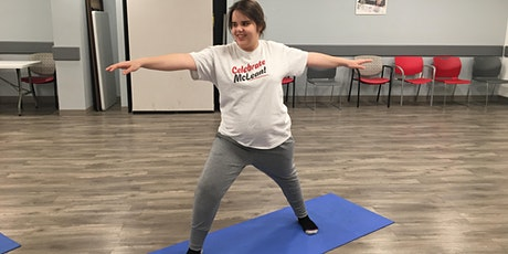 Adapted Yoga and Mindfulness tickets